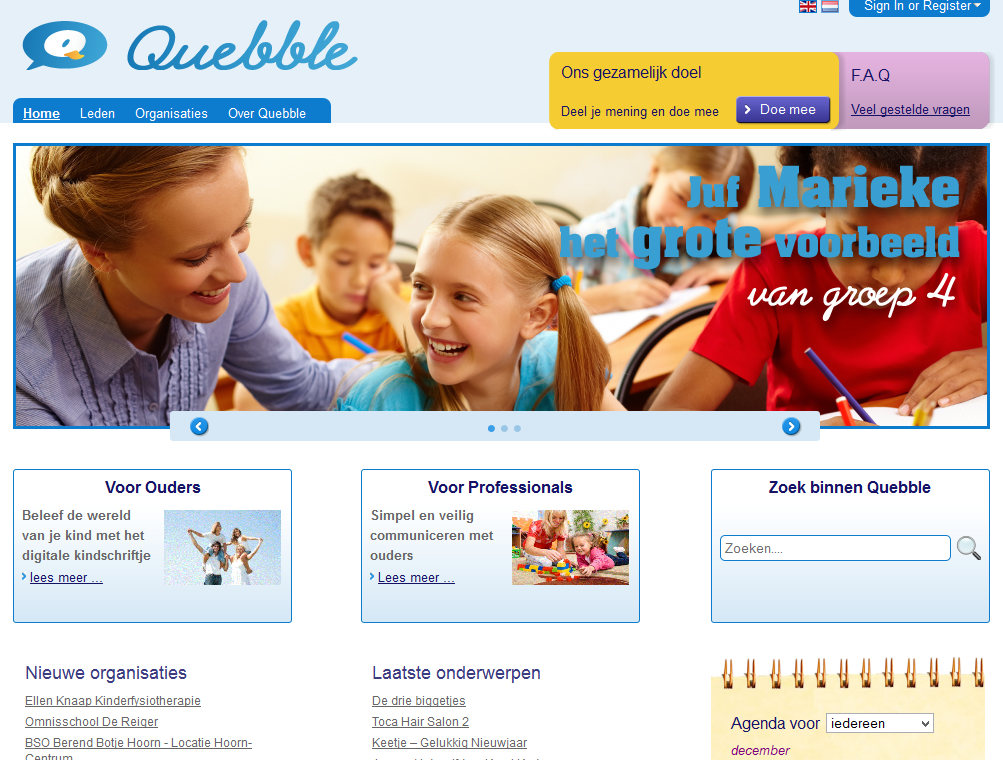 quebble project